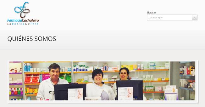 farmacia en internet cachafeiro