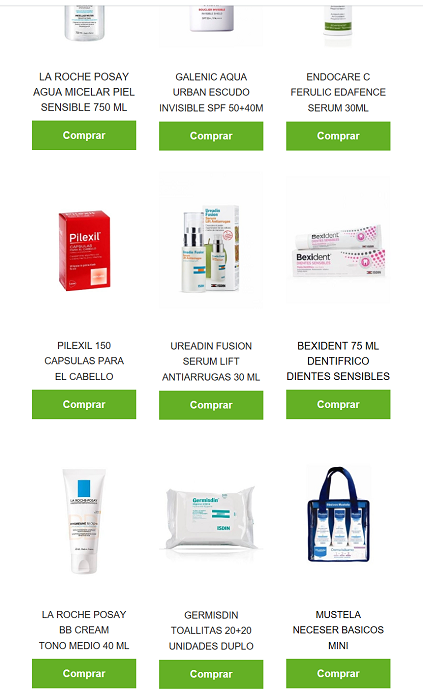 newsletter de farmacia